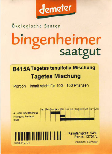 Tagetes Mischung